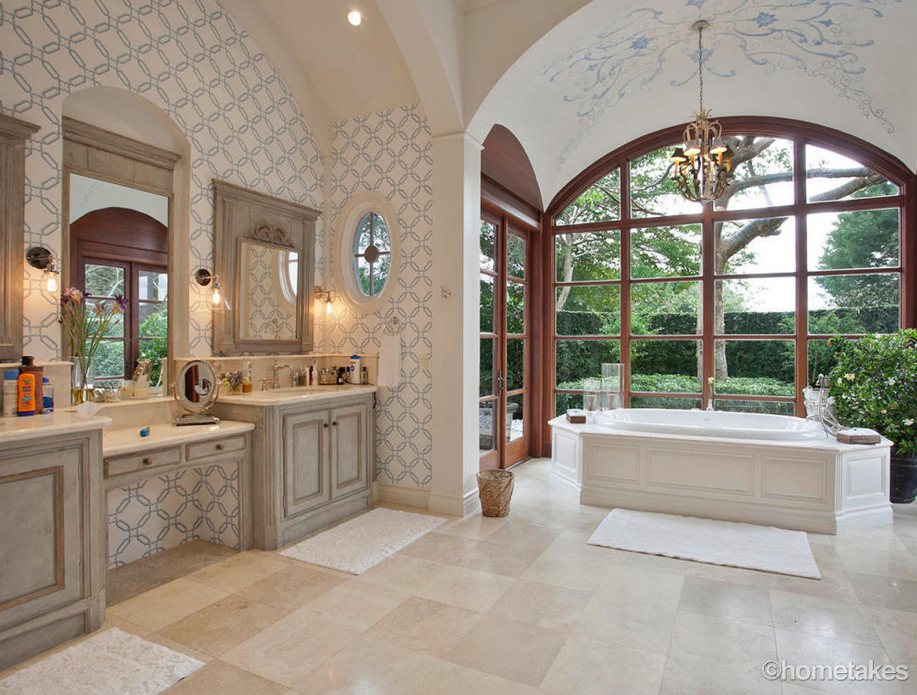 75 Million Newly Listed French Country Home In Wellington FL