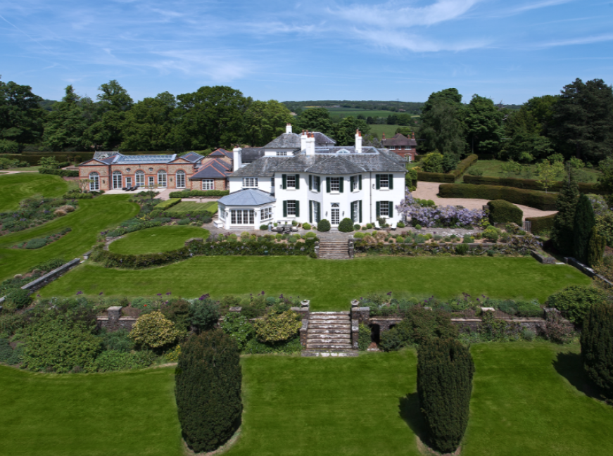 Rotherhill House A 12 Million Country Estate In England