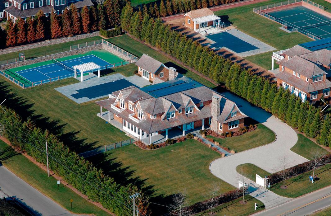 $10.95 Million Newly Built Shingle Home In Water Mill, NY