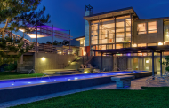 $11.995 Million Newly Listed Contemporary Home In Los Angeles, CA