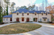 $2.295 Million Newly Built European Inspired Home In Atlanta, GA