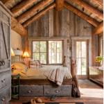 Rustic Bedroom #1