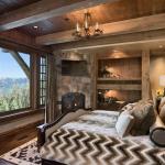 Rustic Bedroom #6