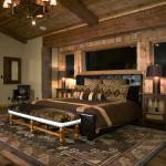 Rustic Bedroom #8