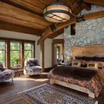 Rustic Bedroom #9