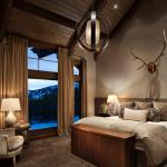 Rustic Bedroom #12