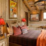 Rustic Bedroom #13