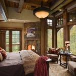 Rustic Bedroom #14