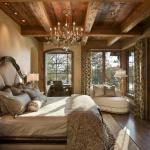 Rustic Bedroom #16