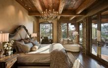 A Look At 20 Rustic Bedrooms