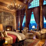 Rustic Bedroom #17