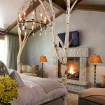 Rustic Bedroom #19