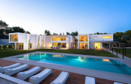 Newly Built Contemporary Home In Moguins, France