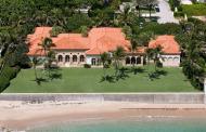 $47 Million Newly Listed Mediterranean Oceanfront Mansion In Palm Beach, FL