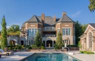 $4.5 Million 19,000 Square Foot Stone & Brick Mansion In Calvert City, KY
