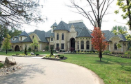 18,000 Square Foot European Inspired Mansion In Cincinnati, OH