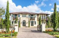 $4.75 Million Newly Built Mediterranean Mansion In Pinecrest, FL