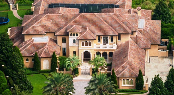Exclusive Neighborhoods Homes Of The Rich