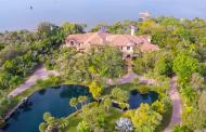 $12 Million 10-Acre Riverfront Estate In Merritt Island, FL