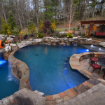 Tiered Swimming Pool #2