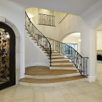 Staircase & Wine Cellar