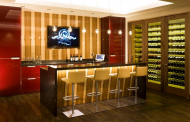 20 Wet Bars With Adjoining Wine Cellars