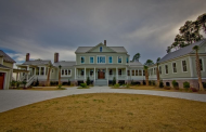 $5.9 Million Newly Listed Plantation Style Waterfront Home In Okatie, SC