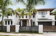 $5.45 Million Newly Built Contemporary Waterfront Home In Coral Gables, FL