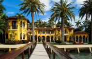 Villa Jasmine – A $24.95 Million Waterfront Mansion In Miami Beach, FL