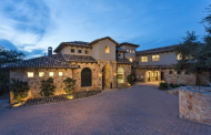$4.75 Million 12,000 Square Foot Stone & Stucco Mansion In Austin, TX