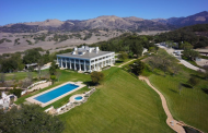 $21.5 Million 250 Acre Estate In Los Olivos, CA