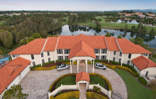 15,000 Square Foot Lakefront Mansion In Queensland, AU