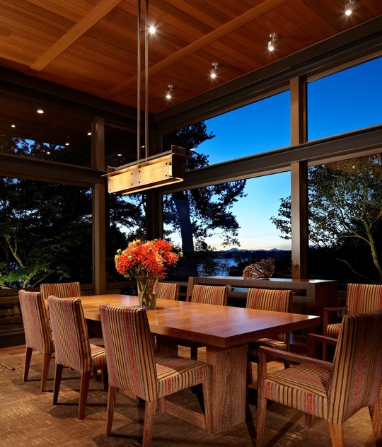 20 Dining Rooms With Amazing Views