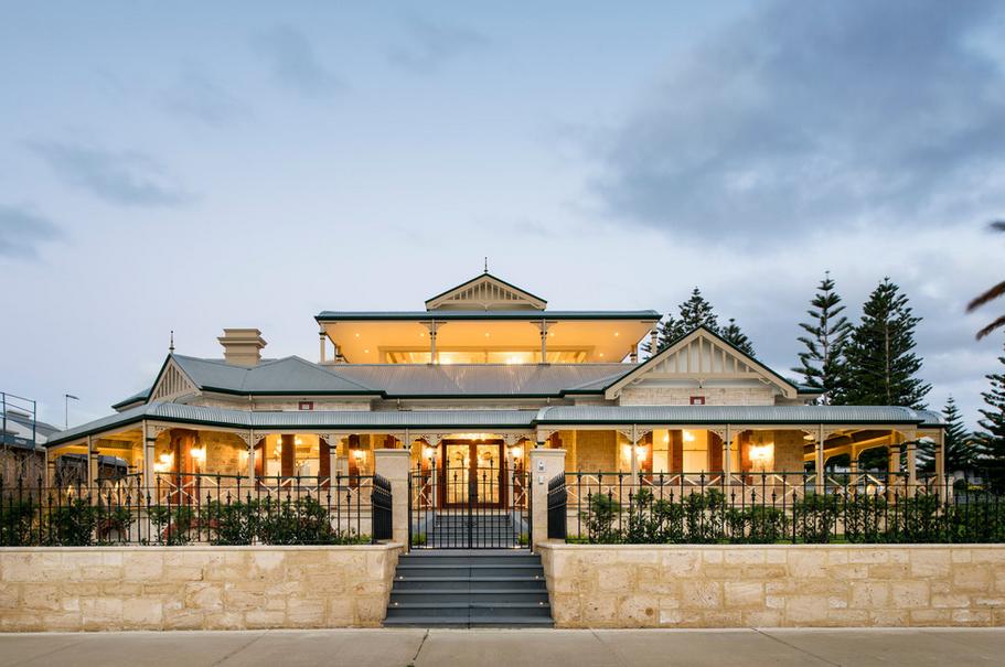 Le Fanu – A Beautifully Restored Historic Home In Western Australia