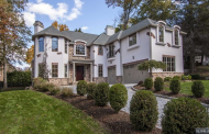 $1.6 Million Stone & Stucco Home In Closter, NJ