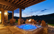 20 Covered Hot Tubs