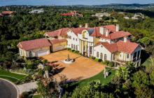 $5.95 Million 13,000 Square Foot Mansion In Austin, TX