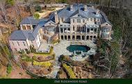 $5.15 Million Brick Regency Mansion In Atlanta, GA