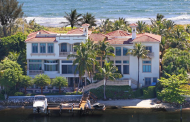 $16.9 Million 15,000 Square Foot Ocean-to-Intracoastal Mansion In Manalapan, FL