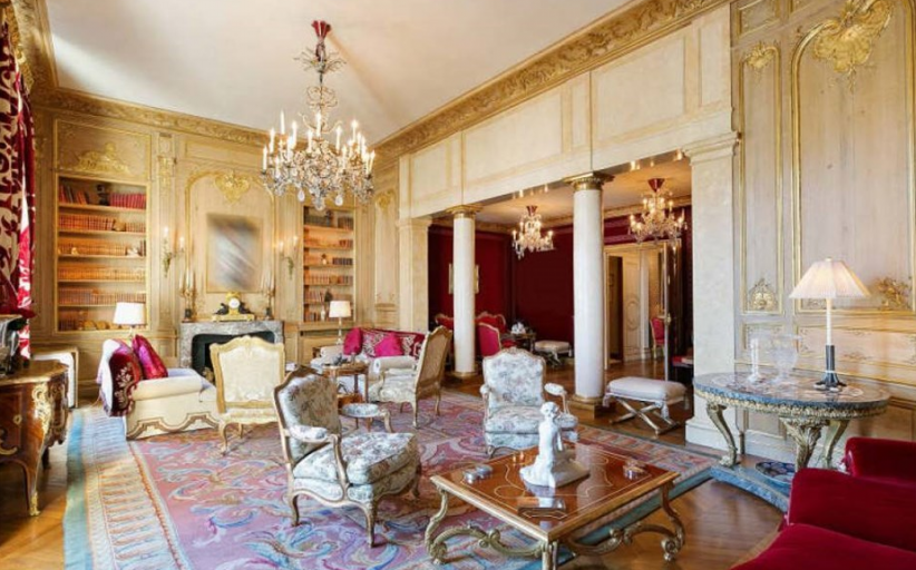 Luxurious Newly Listed Apartment In Paris, France