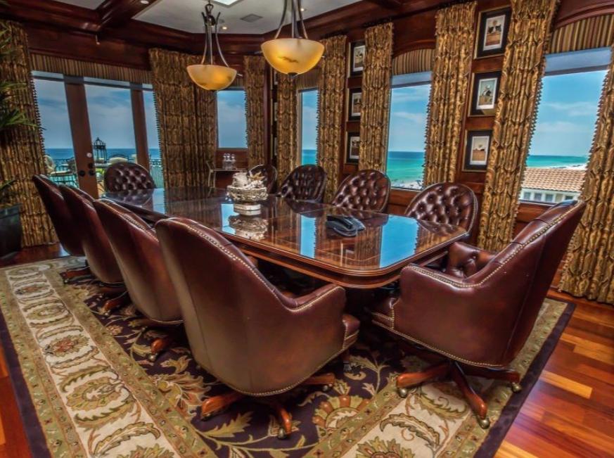 Palazzo Del Mar An 8 85 Million Beachfront Mansion In