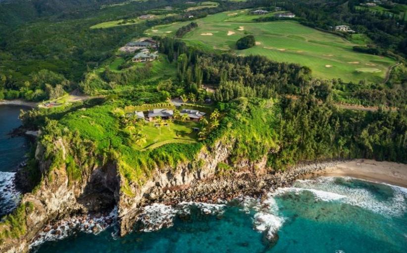 $19.8 Million Oceanfront Estate In Lahaina, Hawaii