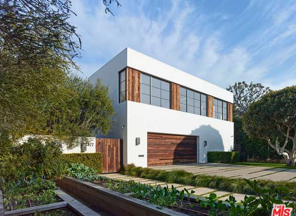 $12.995 Million Newly Listed Contemporary Home In Beverly Hills, CA
