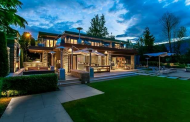 The Lowry House – A $10.9 Million Contemporary Waterfront Mansion In North Vancouver, Canada