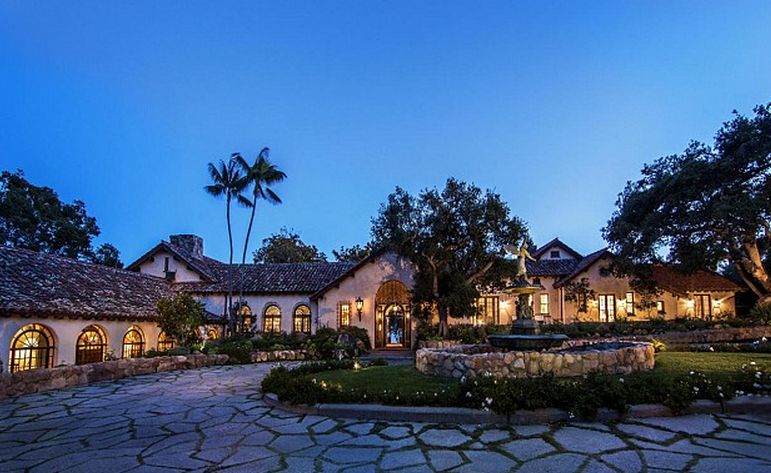 $19.6 Million 18,000 Square Foot Estate In Santa Barbara, CA