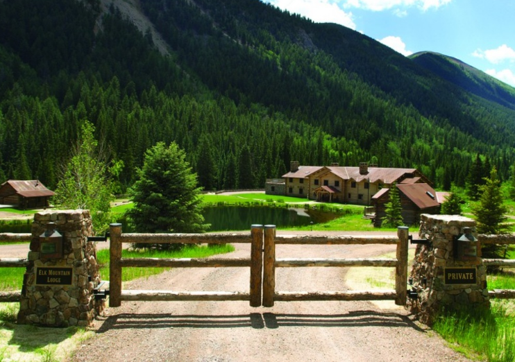 The Elk Mountain Lodge – A $100 Million 43,000 Square Foot Estate In Aspen, CO
