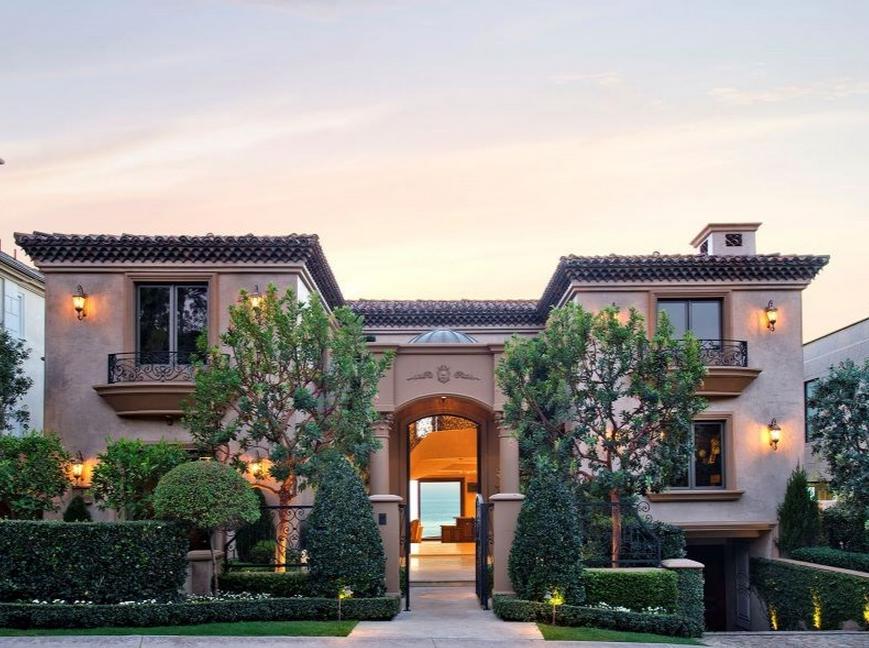 $16 Million Oceanfront Home In Dana Point, CA