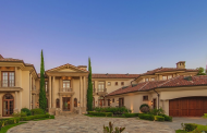 $16 Million Mediterranean Mansion In Los Angeles, CA