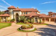 $3.5 Milllion Mediterranean Estate In Austin, TX