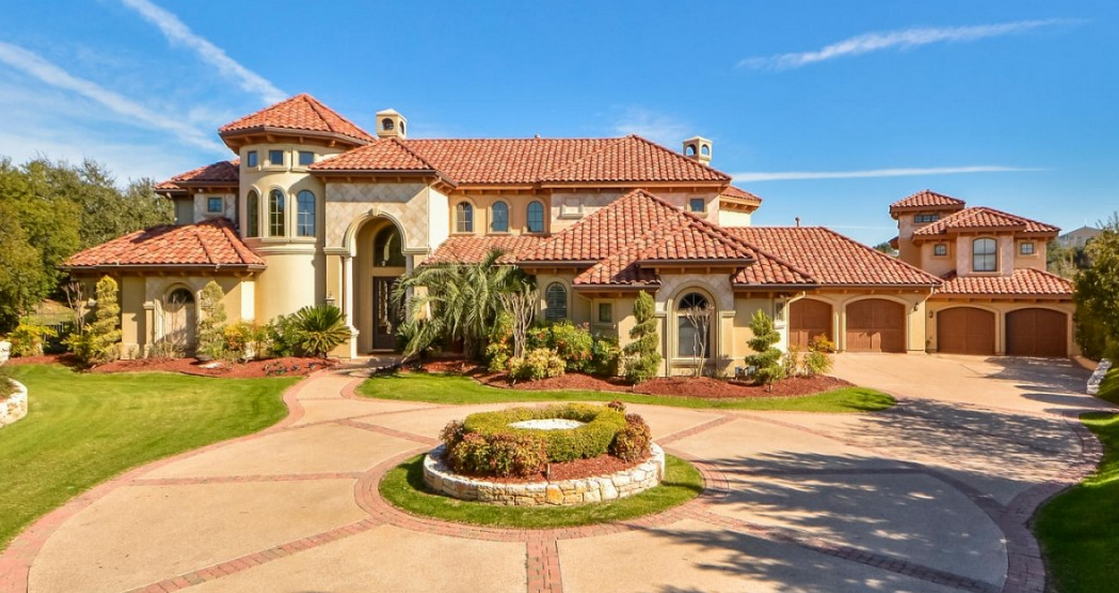 3 5 milllion mediterranean estate in austin tx homes Mediterranean homes for sale